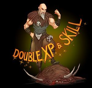 Double XP/Skill Event